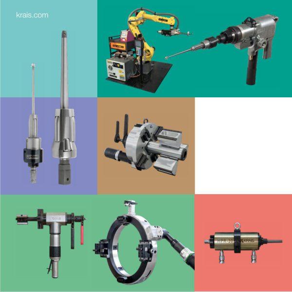ابزار آلات وتجهیزات نیروگاهی و پالایشگاهی